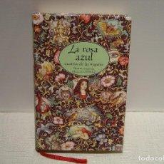 Libros de segunda mano: LA ROSA AZUL - CUENTOS DE LAS MUJERES - HELGA GEBERT - EDICIONES B - EL BAUL DE LOS CUENTOS. Lote 84623024