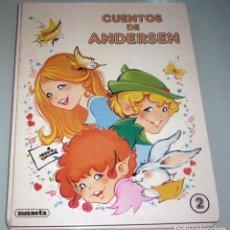 Libros de segunda mano: CUENTOS DE ANDERSEN. ( 2 ) ED.SUSAETA 1985.. Lote 84667412