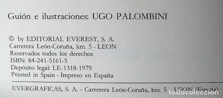 Libros de segunda mano: Los disfraces de Carlitos Everest 1979 vol. Arco iris libro del color nuevo - Foto 2 - 84864440