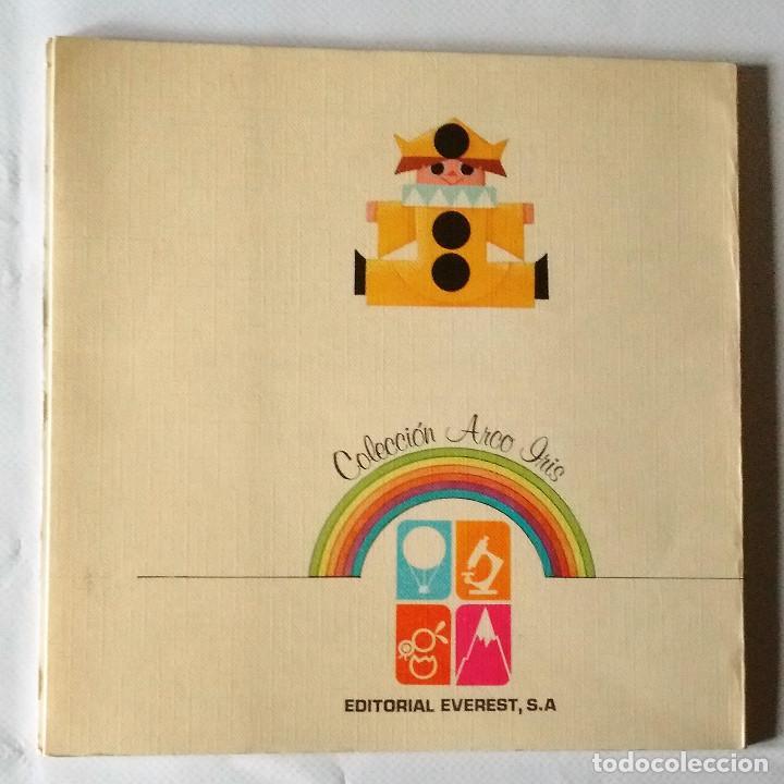 Libros de segunda mano: Los disfraces de Carlitos Everest 1979 vol. Arco iris libro del color nuevo - Foto 4 - 84864440
