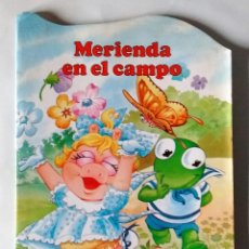 Libros de segunda mano: PEQUEÑECOS DIBUJOS BEAUMONT TROQUELADOS PARRAMÓN Nº 6 EXTRA 1986 NUEVO. Lote 84948572