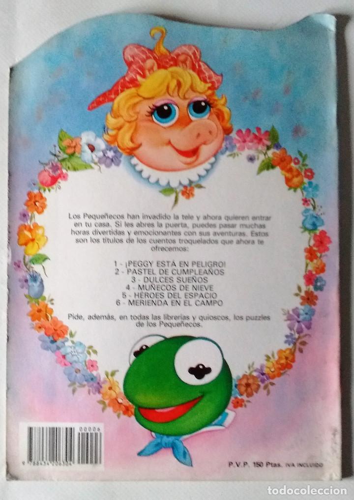 Libros de segunda mano: Pequeñecos dibujos Beaumont troquelados Parramón nº 6 extra 1986 nuevo - Foto 2 - 84948572