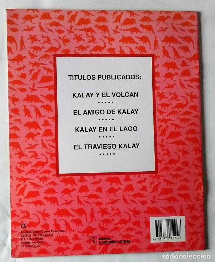Libros de segunda mano: Dinosaurios libro de pegatinas adhesivos Saldaña 1993 nuevo - Foto 2 - 84952196