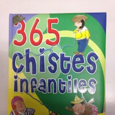 Libros de segunda mano: 365 CHISTES INFANTILES SERVILIBRO. Lote 85015080