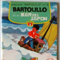 Libros de segunda mano: BARTOLILLO EN EL MAR DEL JAPÓN DIBUJOS TEO 2ª EDICIÓN COLECCIÓN BARTOLILLO Nº 8 EVEREST 1975 NUEVO. Lote 85025320