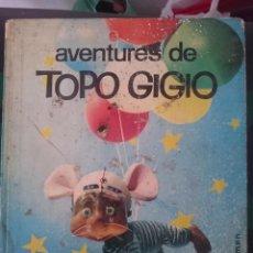 Libros de segunda mano: AVENTURES DE TOPO GIGIO -EN CATALLAN ---REFM1E5. Lote 85551920