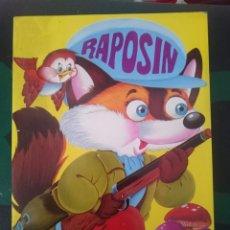 Libros de segunda mano: RAPOSIN - EN ESPAÑOL - VER FOTOS ---REFM1E1. Lote 85552120