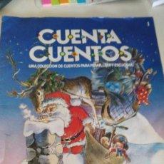 Libros de segunda mano: CUENTA CUENTOS 1 - SALVAT - 1986. Lote 121821952