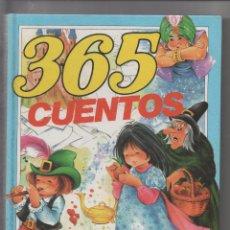 Libros de segunda mano: 365 CUENTOS.SA. Lote 86000176