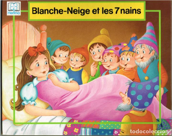 Libros de segunda mano: BLANCANIEVES Y LOS 5 GIGANTES. 1945. Blanca Nieves + 1 regalo - Foto 2 - 27385455