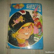 Libros de segunda mano: CUENTOS AZULES N8 EDICIONES TODAY SA. Lote 86709772