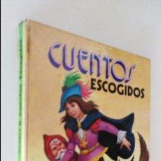 Libros de segunda mano: CUENTOS ESCOGIDOS.VOL XI. SUSAETA.1979. Lote 87361256