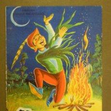 Libros de segunda mano: CUENTO INFANTIL - EL ENANO SALTARIN - COLECCIÓN BOSQUE ENCANTADO - FHER - 1958. Lote 87483736
