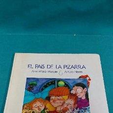 Libros de segunda mano: EL PAÍS DE LA PIZARRA, ANA MARIA MATUTE. Lote 87683092