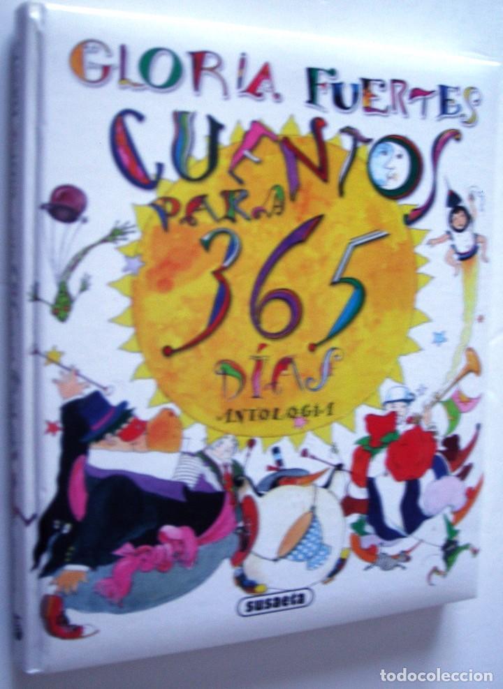 GLORIA FUERTES - CUENTOS PARA 365 DIAS (Libros de Segunda Mano - Literatura Infantil y Juvenil - Cuentos)