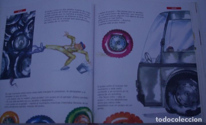Libros de segunda mano: GLORIA FUERTES - CUENTOS PARA 365 DIAS - Foto 4 - 87700764