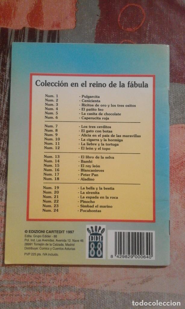 Libros de segunda mano: La cigarra y la hormiga - Foto 2 - 88173624