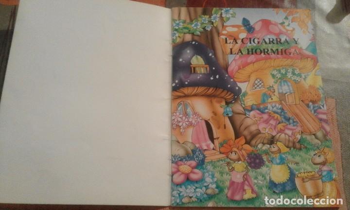 Libros de segunda mano: La cigarra y la hormiga - Foto 3 - 88173624