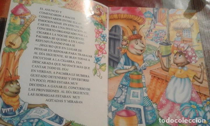 Libros de segunda mano: La cigarra y la hormiga - Foto 4 - 88173624