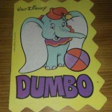 Libros de segunda mano - Cuento troquelado Dumbo- Walt Disney (Bruguera) - 88201616