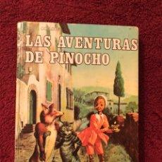 Libri di seconda mano: LIBRO, LAS AVENTURAS DE PINOCHO, POR CARLO COLLODI (A.1983). Lote 88877888