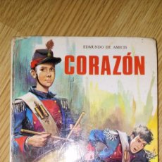 Libros de segunda mano: CORAZÓN - EDMUNDO DE AMICIS - ED. LAIDA - 1977. Lote 88975696