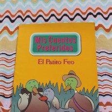 Libros de segunda mano: EL PATITO FEO-MIS CUENTOS PREFERIDOS-. Lote 89025284
