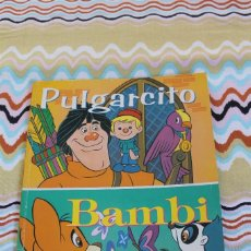 Libros de segunda mano: COLECCION CUENTOS DE SIEMPRE-PULGARCITO-BAMBI-EDIDER 88. Lote 89025608