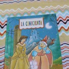 Libros de segunda mano: LA CENICIENTA-SERIE FANTASTICA-EDIVAS. Lote 89026696