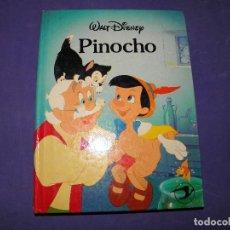 Libros de segunda mano: CUENTO DE PINOCHO - WALT DISNEY. Lote 89340524