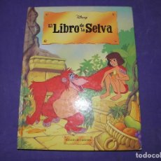 Libros de segunda mano: CUENTO EL LIBRO DE LA SELVA - CIRCULO DE LECTORES. Lote 89343972