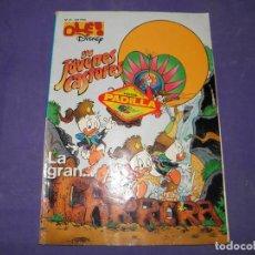 Livres d'occasion: CUENTO LOS JOVENES CASTORES - OLE DISNEY Nº 31. Lote 89344720