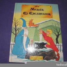 Libros de segunda mano: CUENTO MERLIN EL ENCANTADOR - CIRCULO DE LECTORES. Lote 89345352