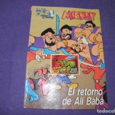 Libros de segunda mano: MICKEY EL RETORNO DE ALI BABA - OLE Nº 11. Lote 89347232