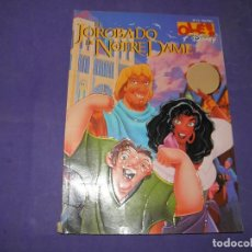 Libros de segunda mano: EL JOROBADO DE NOTRE DAME - OLE Nº 12. Lote 89347384