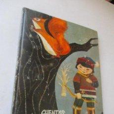 Libros de segunda mano: CUENTOS DE HADAS NÓRDICOS-EDITORIAL MOLINO.- 1959-BARCELONA. Lote 89348088