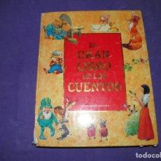 Libros de segunda mano: EL GRAN LIBRO DE LOS CUENTOS - EDITORIAL MOLINO. Lote 89348516