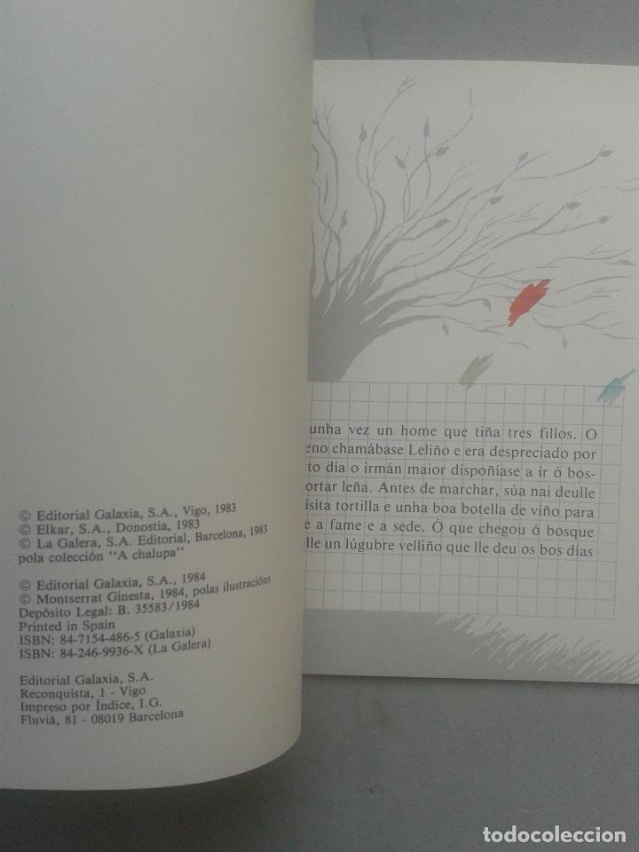 Libros de segunda mano: A Oca de Ouro. J. e W. Grimm. - Foto 3 - 89725420