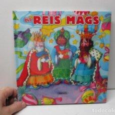 Libros de segunda mano: ELS REIS MAGS - SUASAETA ED. (EN CATALAN). Lote 89833688