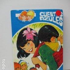Libros de segunda mano: CUENTOS AZULES. TOMO 9. MARÍA PASCUAL . Lote 89988764