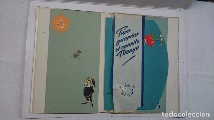 Libros de segunda mano: Lote de cuentos troquelados: El enanito pilongo (1948) - La cigüeña miope (1952) - Foto 10 - 90533150
