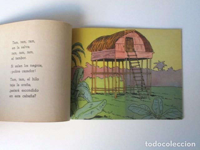 Libros de segunda mano: ANTIGUO CUENTO DESPLEGABLE CON SORPRESA ADIVINA ADIVINANZA, COLECCIÓN QUE SALDRÁ, 1948 - Foto 3 - 90578685