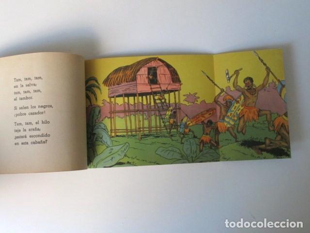 Libros de segunda mano: ANTIGUO CUENTO DESPLEGABLE CON SORPRESA ADIVINA ADIVINANZA, COLECCIÓN QUE SALDRÁ, 1948 - Foto 4 - 90578685