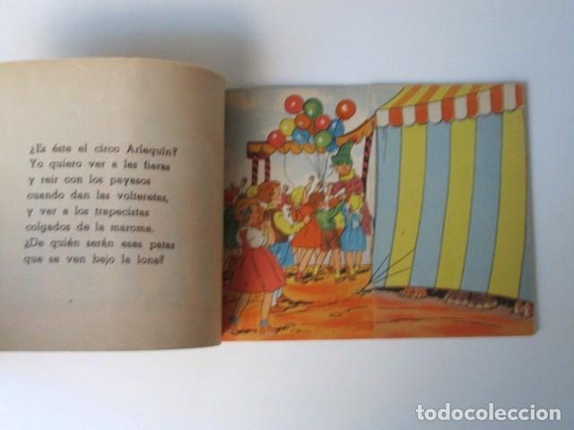 Libros de segunda mano: ANTIGUO CUENTO DESPLEGABLE CON SORPRESA ADIVINA ADIVINANZA, COLECCIÓN QUE SALDRÁ, 1948 - Foto 7 - 90578685