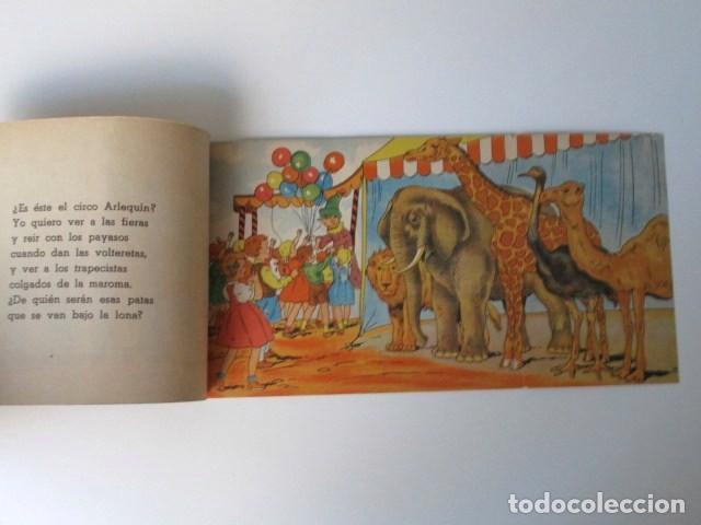 Libros de segunda mano: ANTIGUO CUENTO DESPLEGABLE CON SORPRESA ADIVINA ADIVINANZA, COLECCIÓN QUE SALDRÁ, 1948 - Foto 8 - 90578685