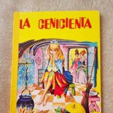 Libros de segunda mano: CUENTO CENICIENTA COLECCIÓN ESMERALDA LIBRO FHER LAURA GARCIA CORELLA AÑO 1973. Lote 91124815