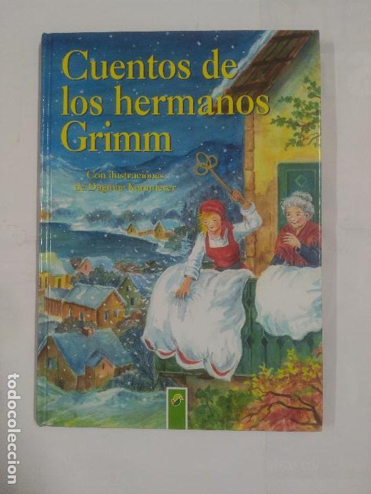CUENTOS DE LOS HERMANOS GRIMM - DAGMAR KAMMERER - ED. VERTIGO. TDK300 (Libros de Segunda Mano - Literatura Infantil y Juvenil - Cuentos)