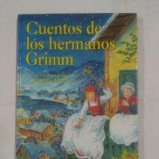 CUENTOS DE LOS HERMANOS GRIMM - DAGMAR KAMMERER - ED. VERTIGO. TDK300