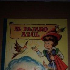 Libros de segunda mano: EL PAJARO AZUL COLECCION PARA LA INFANCIA BRUGUERA 1º EDI.1957. Lote 91392875