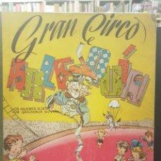 Livros em segunda mão: GRAN CIRCO ARLEQUÍN. LIBRO CON MOVIMIENTO.. Lote 91498055